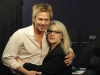 Rev Mel and Kato Kaelin
