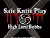 The Rev Mel Show Safe Knife Play with High Lord Bubba