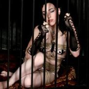 cagedpuppet