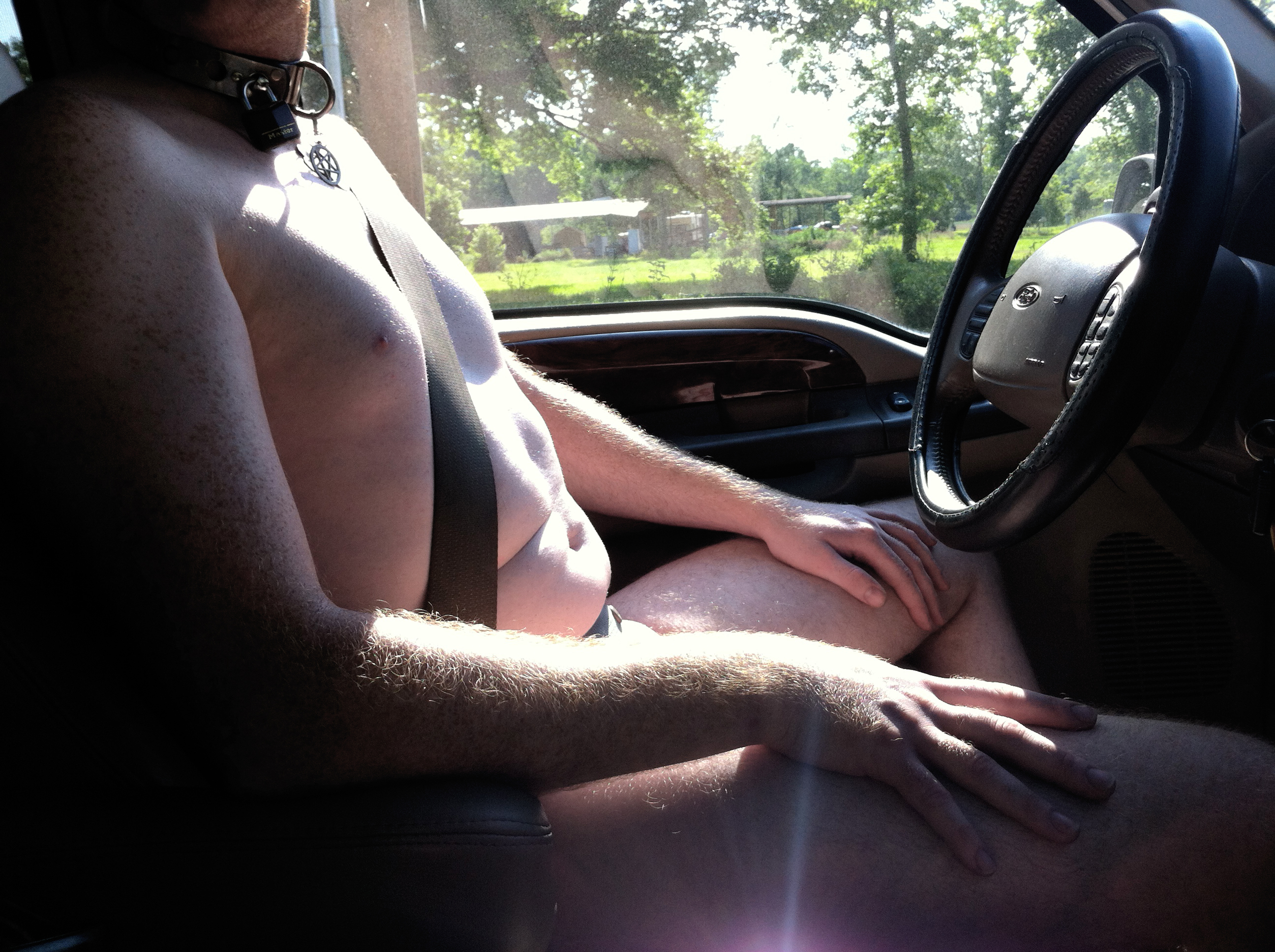 Nude Driving