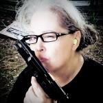 Rev Mel Shooting guns watch out
